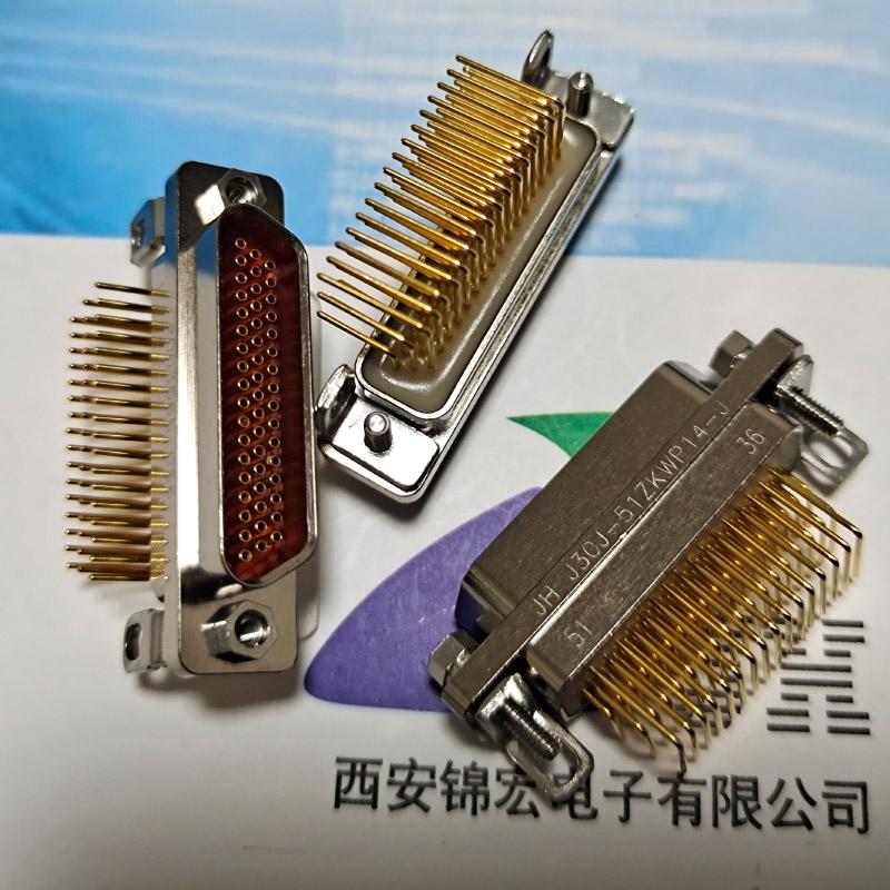 PCB板式J30J-51TJWP7-J