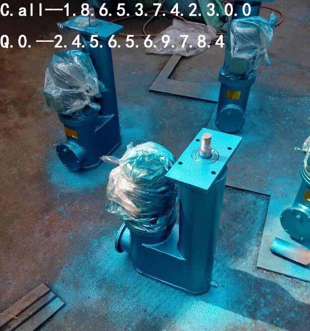 传动机构DYTP1750电液推杆 活塞杆往复运动