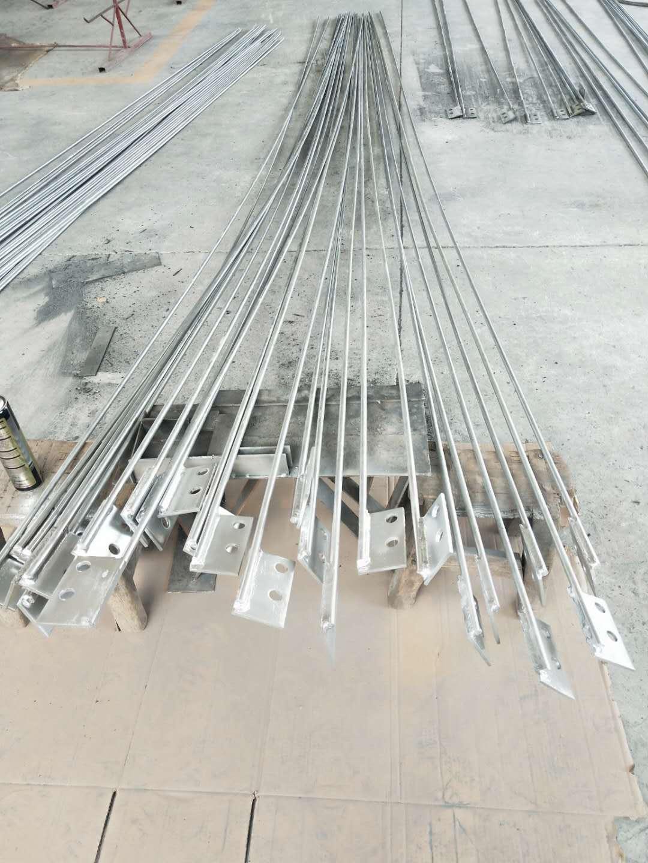 九江opgw光缆接地引下线定制3米长