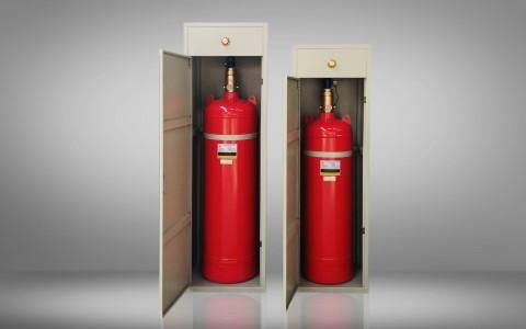 柜式七氟丙烷灭火设备