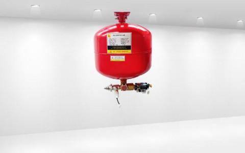 悬挂式七氟丙烷灭火设备