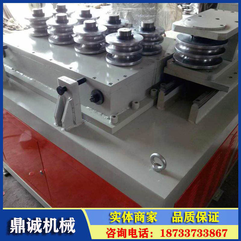 现货供应数控大棚弯管机 大棚钢管折弯机 鼎诚机械支持定制