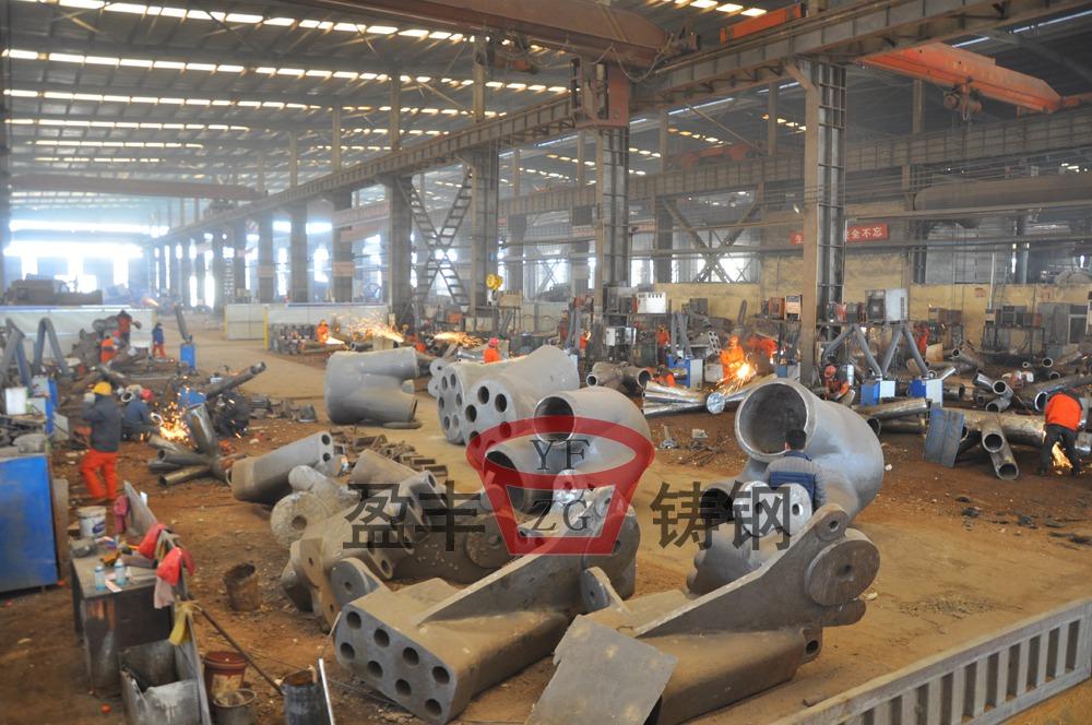 钢结构铸钢节点         厂家直销