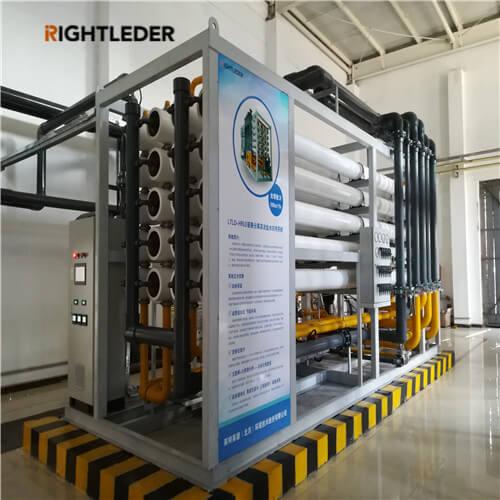 纯净水反渗透设备 大型反渗透设备厂家介绍