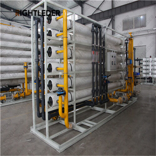 两级反渗透设备 大型反渗透设备厂家介绍