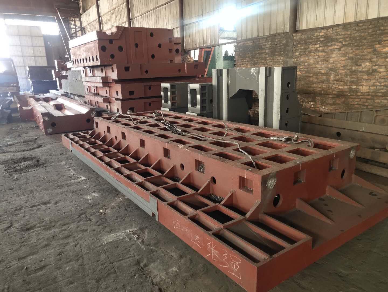 河北机床铸件,床身铸件,大型消失模铸件铸造加工厂家