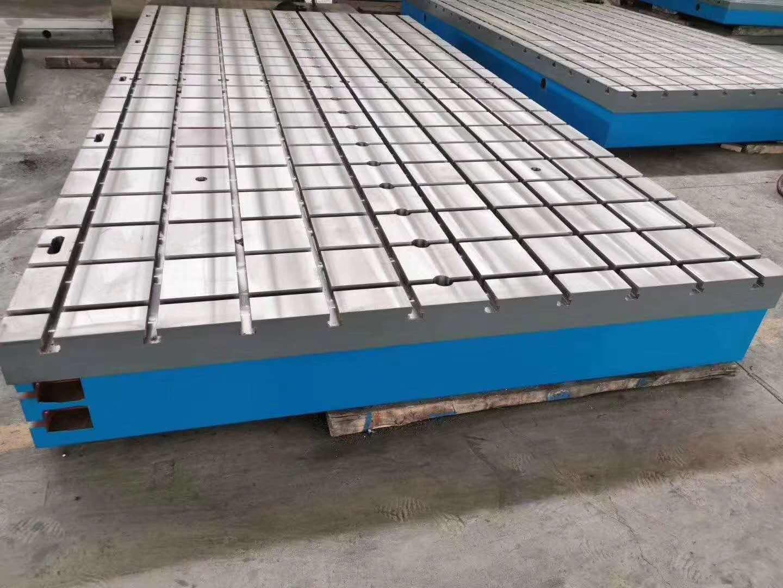 焊接,划线工作台-铸铁平台厂家