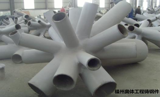 钢结构铸钢节点        传动机械设备