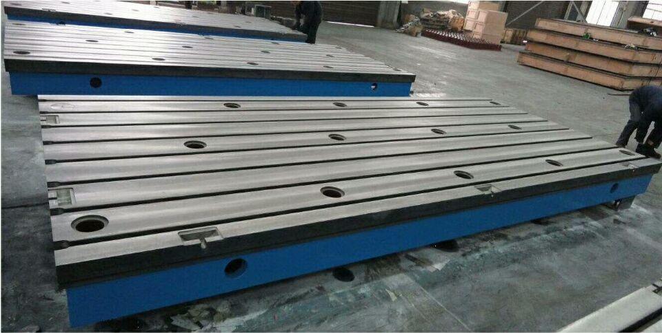 机床工作台,机床辅助工作台提供设计固定方案
