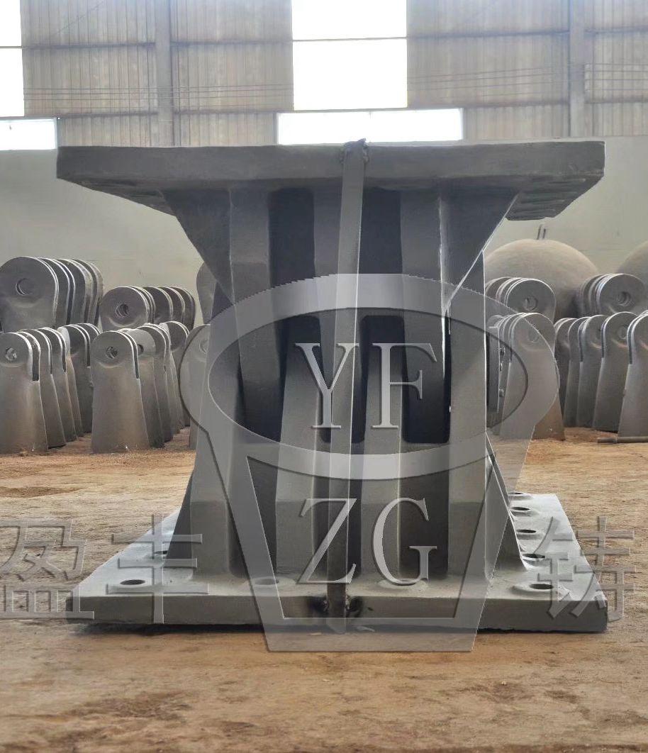 铸钢支座 大型钢结构铸钢支座