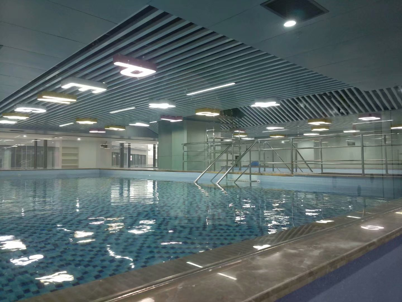杭州嘭嘭星亲子恒温泳池设备工程