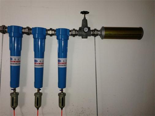 矿用压风供氧过滤器 矿用水质过滤器