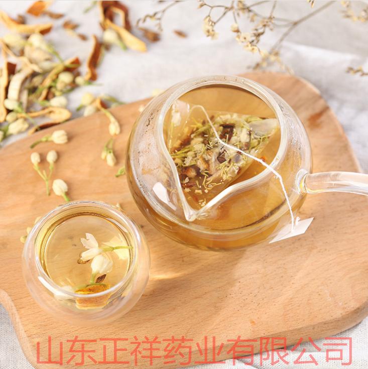 白芸豆普洱茶代加工固体饮料oem贴牌定制粉末灌装