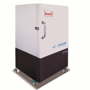 立式超低温冰箱 105升-4工业冰箱;超低温冰箱