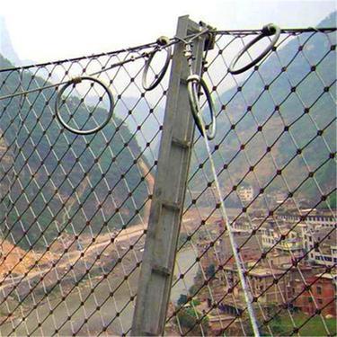 被动防护网高度 边坡防护网生产 柔性边坡网规格