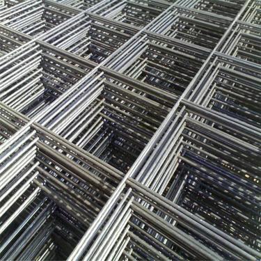 地面碰焊钢筋网片 地暖建筑网片