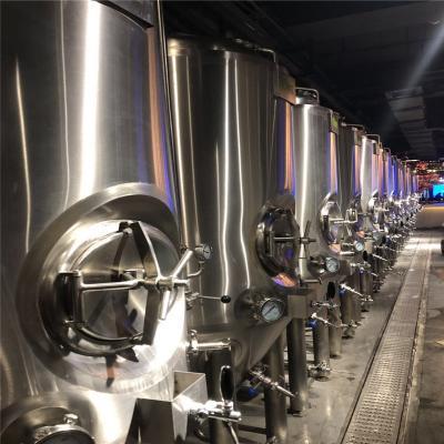 自酿原浆啤酒设备