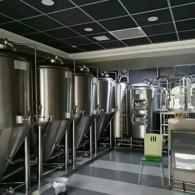 1000升精酿啤酒设备