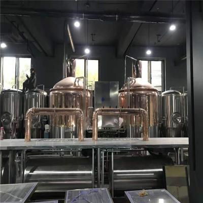 精酿啤酒设备发酵设备